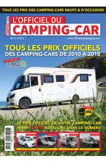Officiel du Camping-Car n°7 - 2019