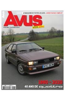 Avus n°56 - Mars/ Avril 2020