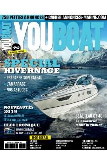 Youboat N°43 - Octobre/Novembre 2018