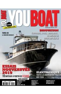 Youboat N°45 - Fevrier/Mars 2019