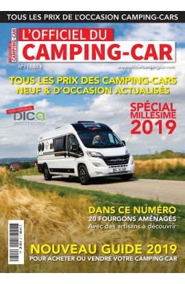 Officiel du Camping-Car n°5 - 2018