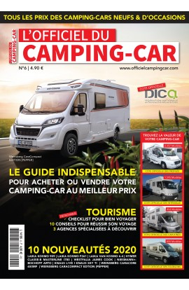 Officiel du Camping-Car n°6 - 2019
