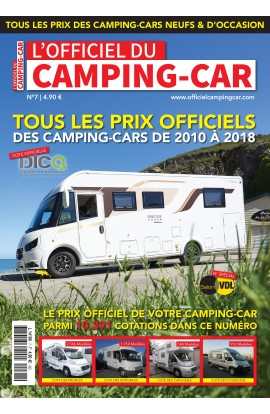 Officiel du Camping-Car n°7 - 2019
