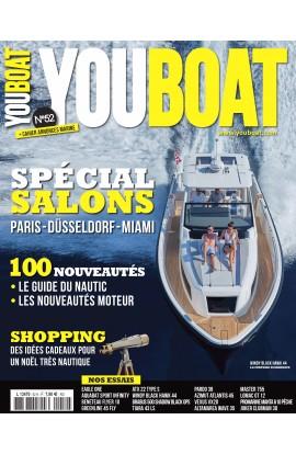 Youboat N°52- Decembre/Janvier 2020