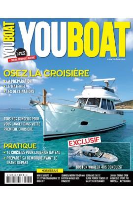 Youboat N°62 - Juin / Juillet 2021