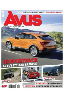 Avus n°53 - Septembre / Octobre 2019