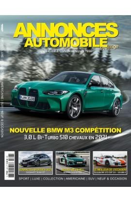 Annonces Automobile n°328 - Novembre 2020