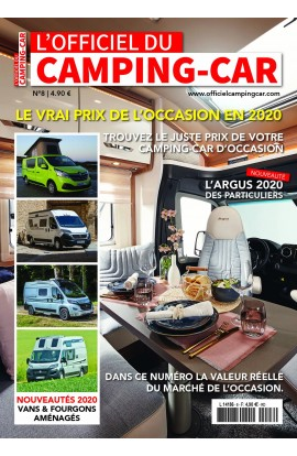 Officiel du Camping-Car n°8 - 2020