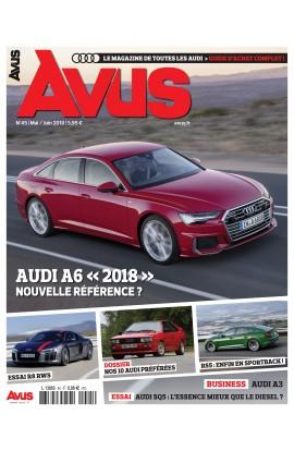Avus n°45 - Mai / Juin 2018