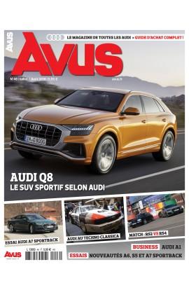 Avus n°46 - Juillet / Aout 2018