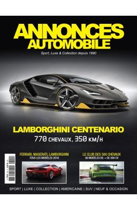 Annonces Automobile n°302 - Mai 2018