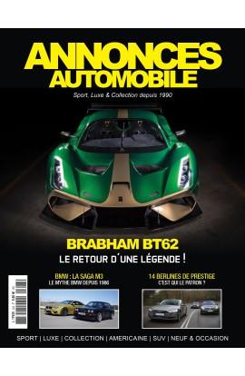 Annonces Automobile n°303 - Juin 2018