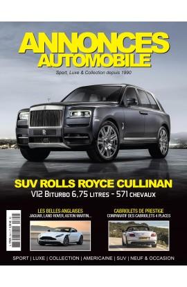 Annonces Automobile n°304 - Juillet 2018
