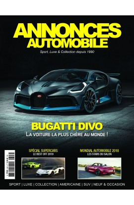 Annonces Automobile n°306 - Octobre 2018
