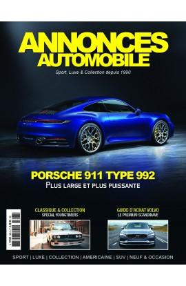 Annonces Automobile n°308 - Décembre 2018