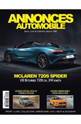 Annonces Automobile n°309 - Janvier 2019