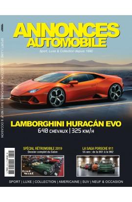 Annonces Automobile n°310 - Fevrier 2019