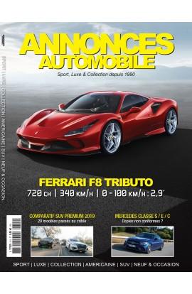 Annonces Automobile n°311 - Mars 2019