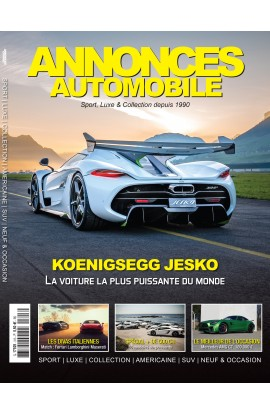 Annonces Automobile n°313 - Mai 2019