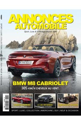 Annonces Automobile n°315 - Juillet 2019