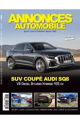 Annonces Automobile n°316 - Aout 2019