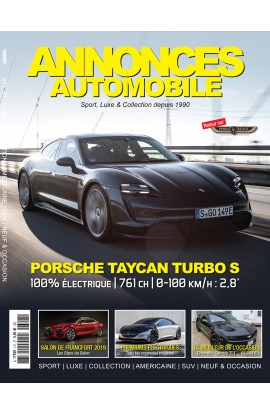 Annonces Automobile n°317 - Octobre 2019