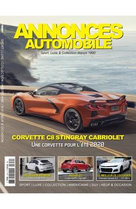 Annonces Automobile n°318 - Novembre 2019