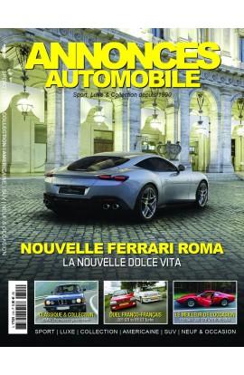 Annonces Automobile n°319 - Decembre 2019