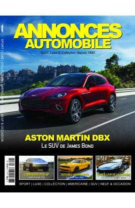 Annonces Automobile n°320 - Janvier 2020