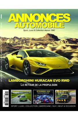 Annonces Automobile n°321 - Février 2020