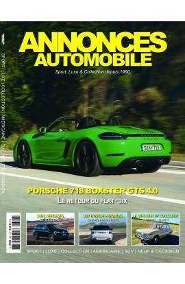 Annonces Automobile n°322 - Mars 2020