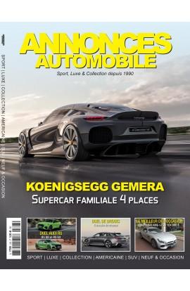 Annonces Automobile n°323 - Avril 2020
