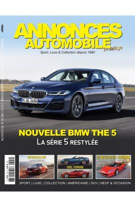 Annonces Automobile n°324 - Juin 2020