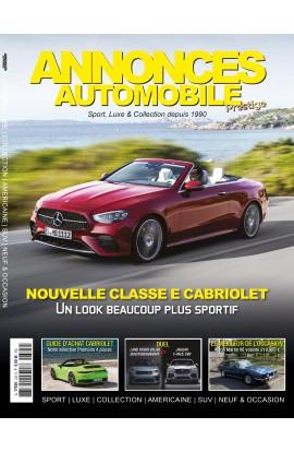 Annonces Automobile n°325 - Juillet 2020