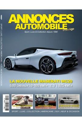 Annonces Automobile n°327 - Octobre 2020