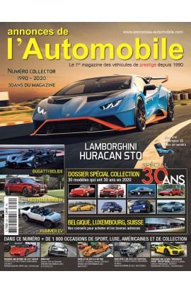 Annonces Automobile n°329 - Décembre 2020