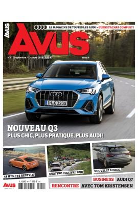 Avus n°47 - Septembre/Octobre 2018