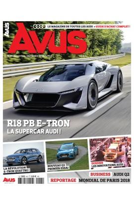 Avus n°48 - Novembre / Décembre 2018