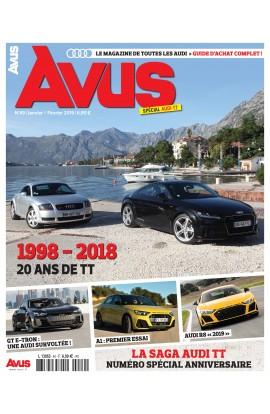 Avus n°49 - Janvier/Février 2019