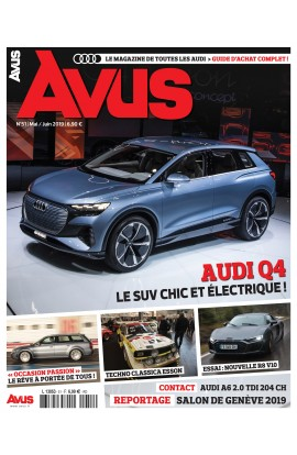 Avus n°51 - Mai / Juin 2019