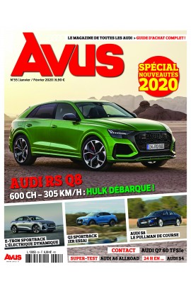 Avus n°55 - Janvier / Février 2020
