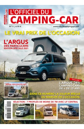 Officiel du Camping-Car n°11 - 2021