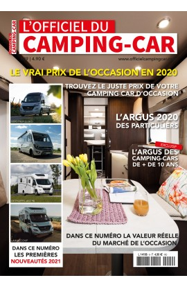 Officiel du Camping-Car n°9 - 2020