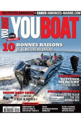 Youboat N°40 - Avril / Mai 2018