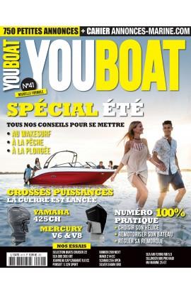 Youboat N°41 - Juin/Juillet 2018