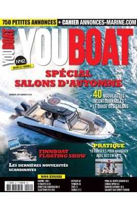 Youboat N°42 - Aout / Septembre 2018