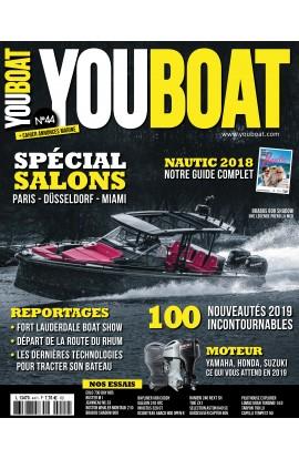 Youboat N°44 - Decembre/Janvier 2018