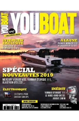 Youboat N°47 - Avril/Mai 2019