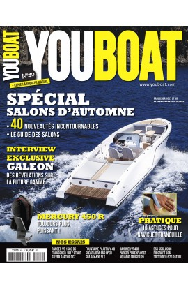 Youboat N°49 - Aout / septembre 2019