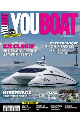 Youboat N°50 - Octobre/Novembre 2019